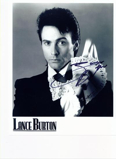Lance Burton - New Photos