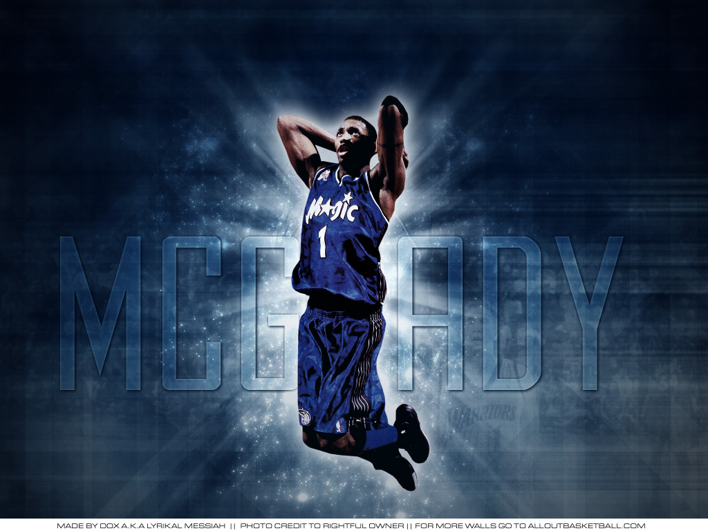 Thread  Tracy Mcgrady Flashback WallpaperTracy Mcgrady Wallpaper